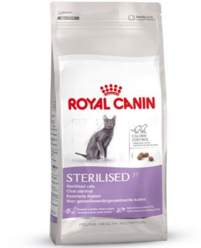 Royal canin sterilized 2kg
