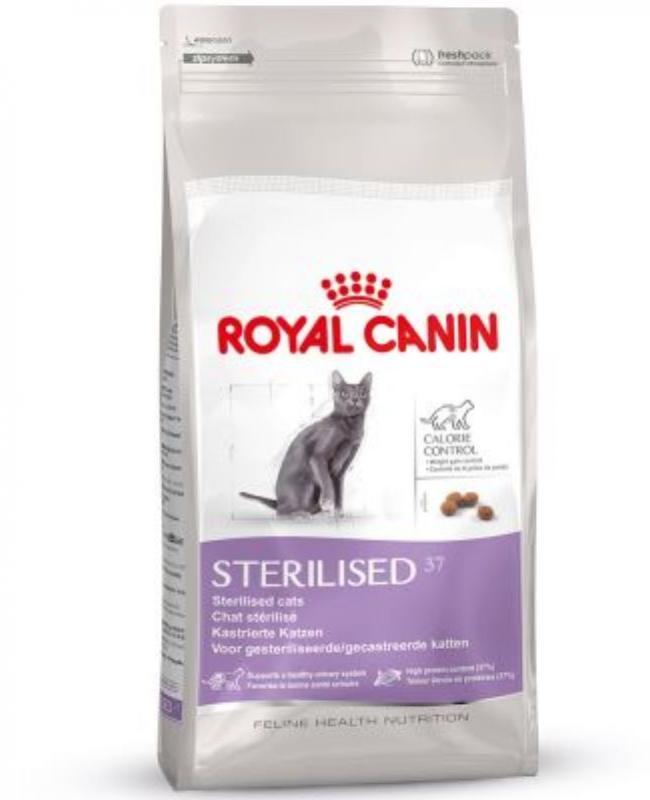 Royal canin sterilized 4kg
