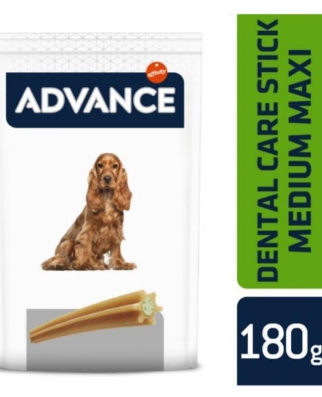 Advance Dental care snack dental perro 28und.