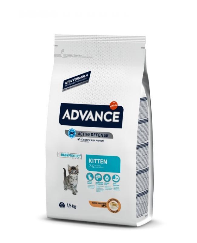 Advance kitten 400gr