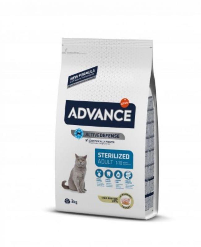 Advance adult sterilised pavo 1.5kg