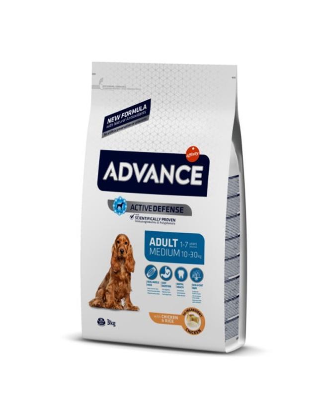 Advance médium adult 3kg
