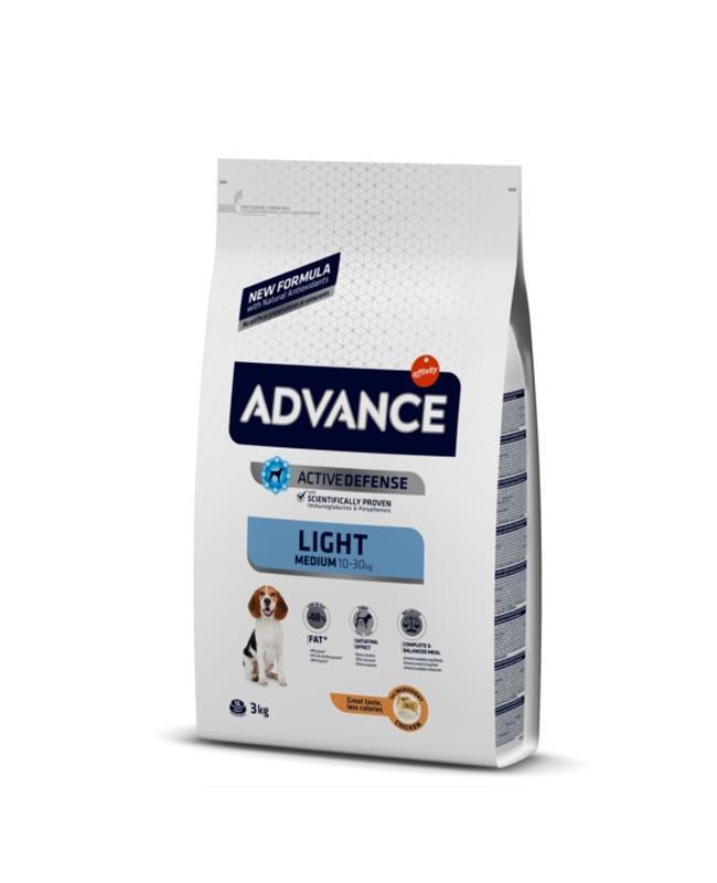 Advance médium light 3kg