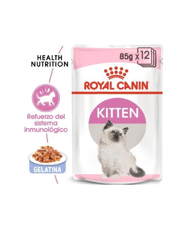 Royal Canin Kitten gelatina 85gr.