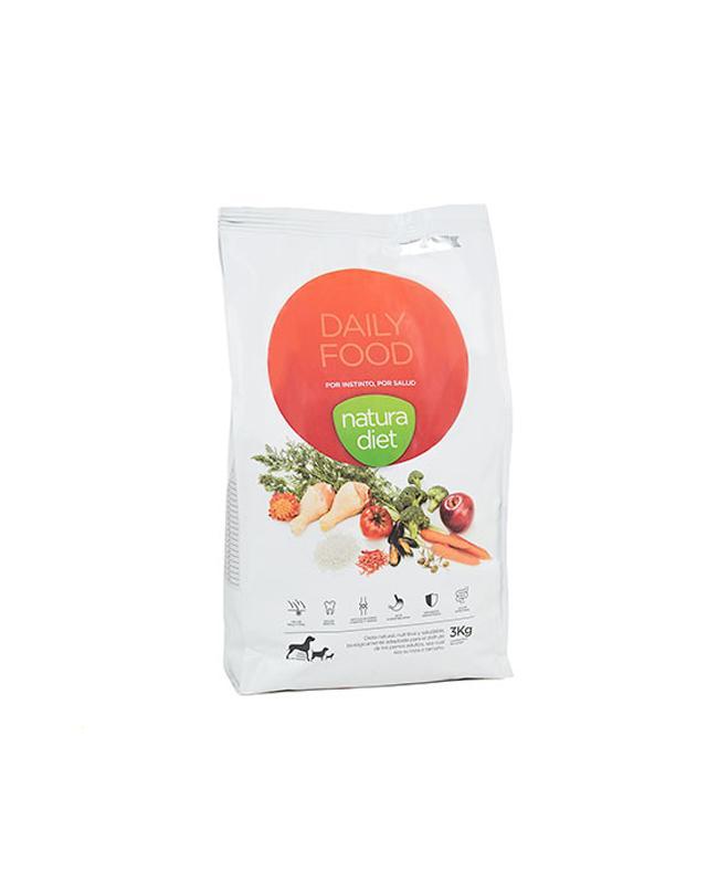 Natura diet daily food mini 3kg (grano mini)