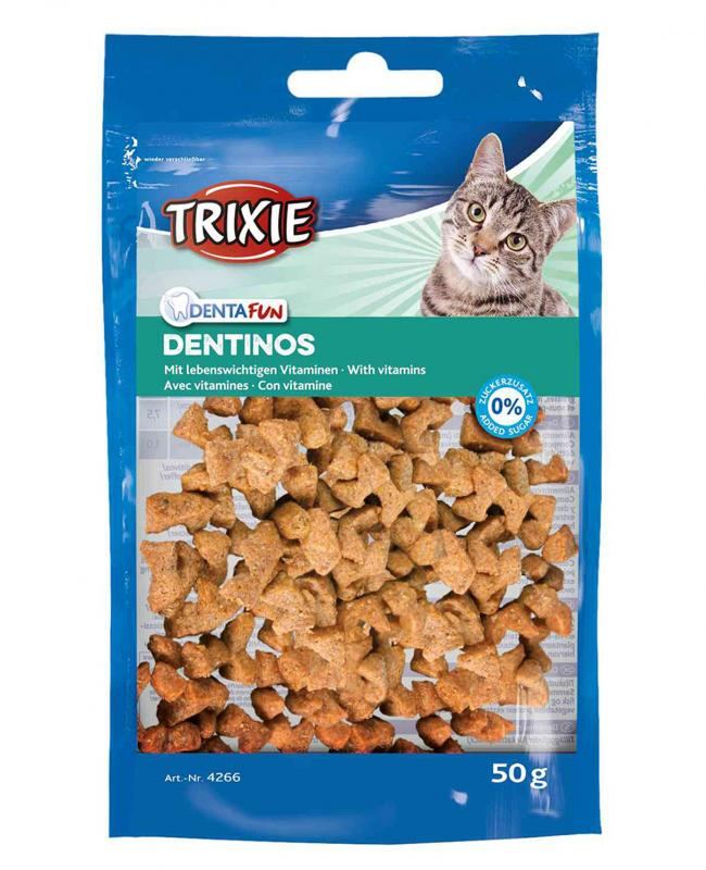 Dentinos snack gato dental 50gr.