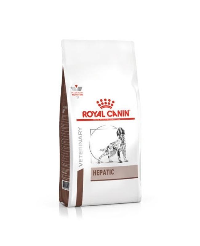 Royal canin hepatic canine 1,5kg