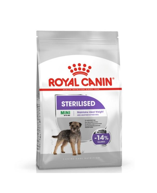 Royal canin mini sterilizado 3kg
