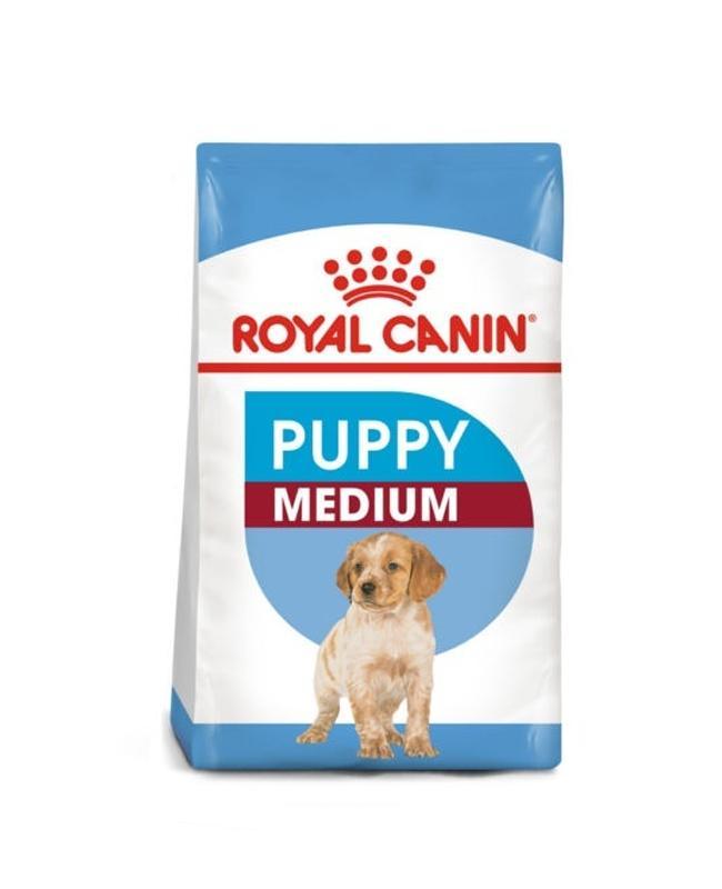 Royal Canin médium puppy 4kg
