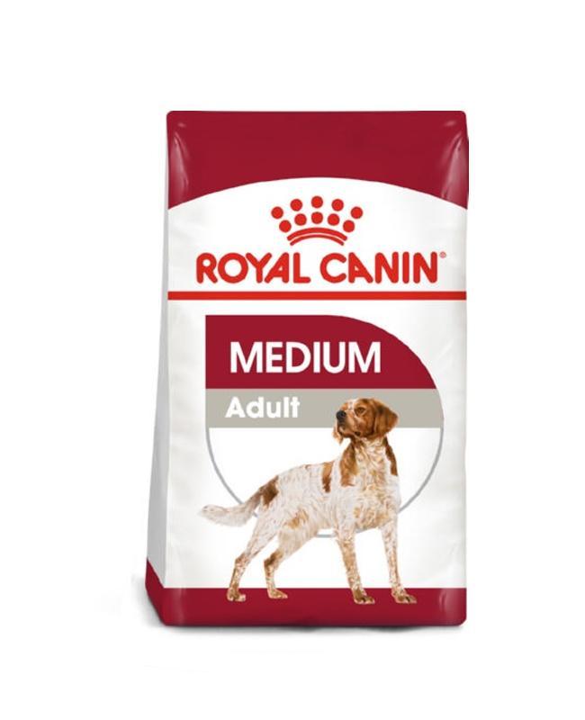 Royal canin médium adult 4kg