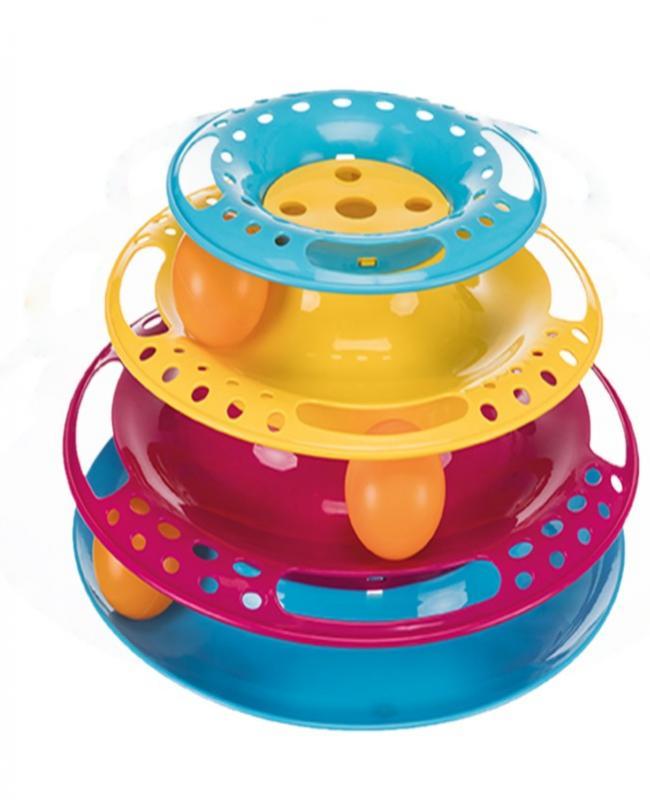 Torre Circulo de juego 25x13cm